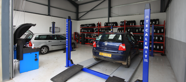 Ashburton Tyre Repairs