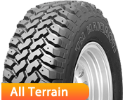 All Terain 4x4 Tyre Fitting Ashburton